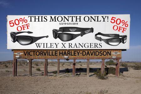 Wiley-X Rangers 50% OFF!