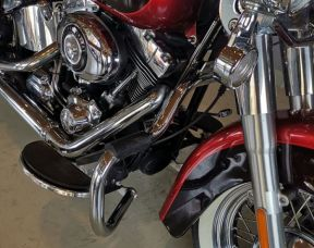 2012 Heritage Softail Classic®