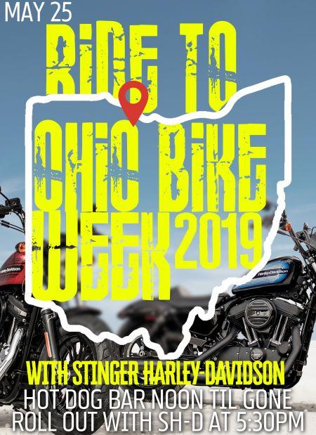 Ride to Ohio Bike Week 2019