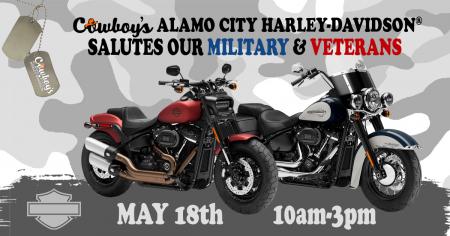 Military Appreciation Day!