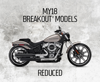 Last Remaining MY18 Breakout Models Reduced!