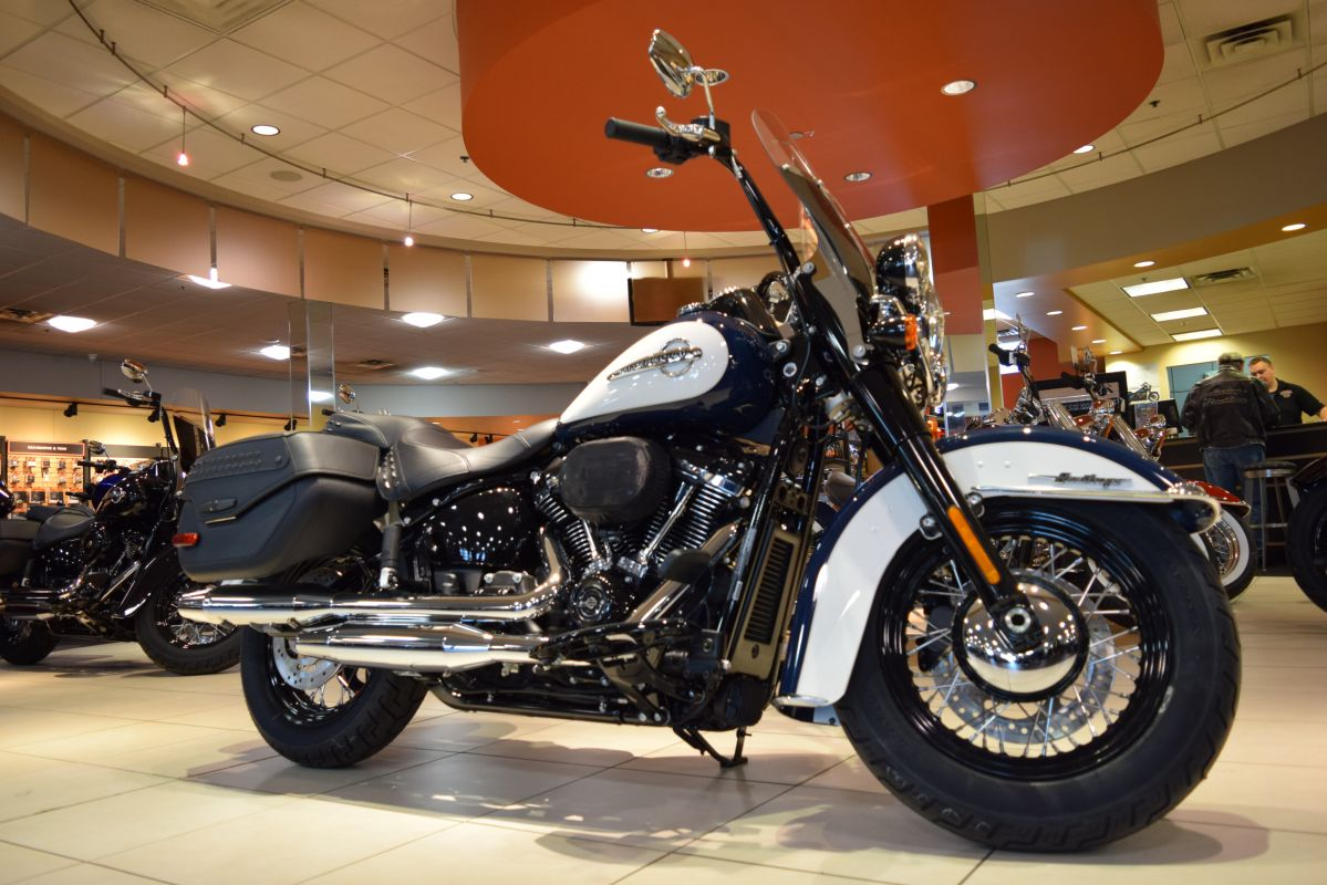 2019 Harley-Davidson FLHCS Softail Heritage Classic 114