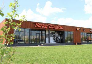 Новый дилерский центр Harley-Davidson Казань
