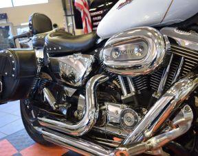 2007 Harley-Davidson Sportster 1200 Custom XL1200C