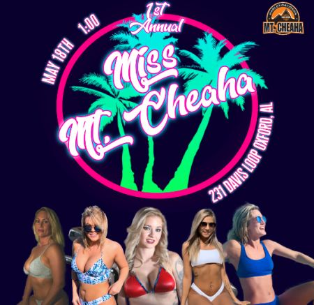 1st Annual Miss Mt. Cheaha H-D Contest
