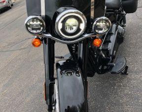 2018 Heritage Classic 114 super low miles!
