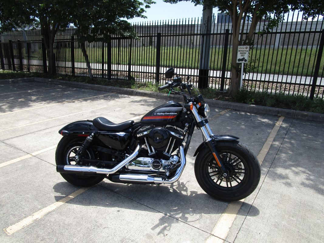 2018 HD XL1200X - Sportster Forty-Eight<sup>®</sup>