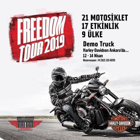 Tutkuları taşıyan tır; Demo Truck...