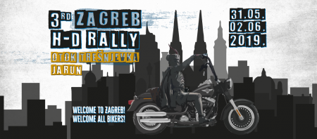 3rd Zagreb H-D Rally