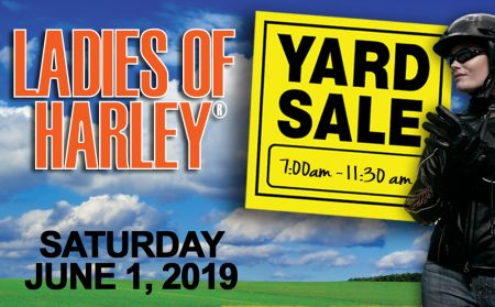 Ladies of Harley Community Yard Sale & Bake Sale