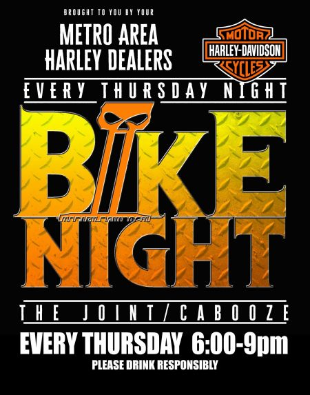 BIKE NIGHTS