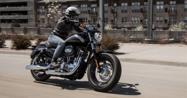 Buy a Sportster With Payments As Low as $124 a Month