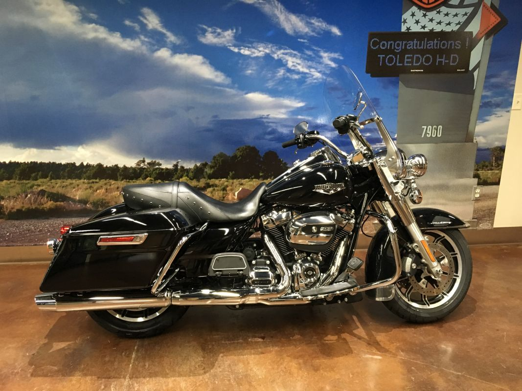 2018 HD Road King