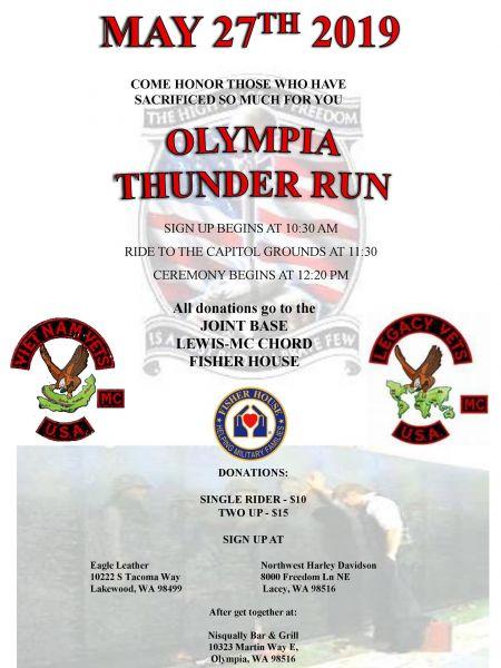 Olympia Thunder Run