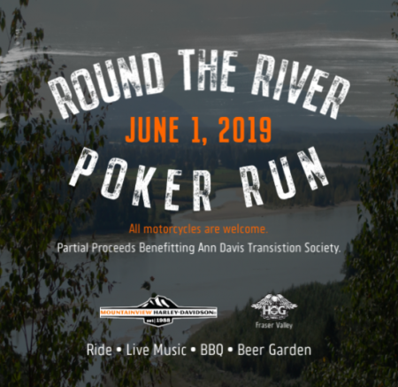 3rd Annual Round The River Poker Run