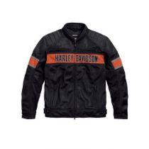 Harley-Davidson® Men's Trenton Mesh Riding Jacket
