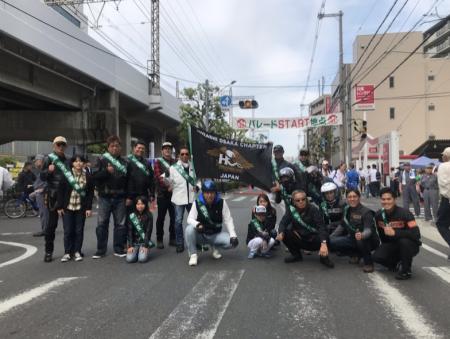 東大阪市民ふれあい祭りの様子