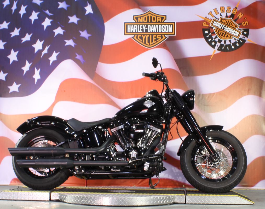 2017 Softail Slim