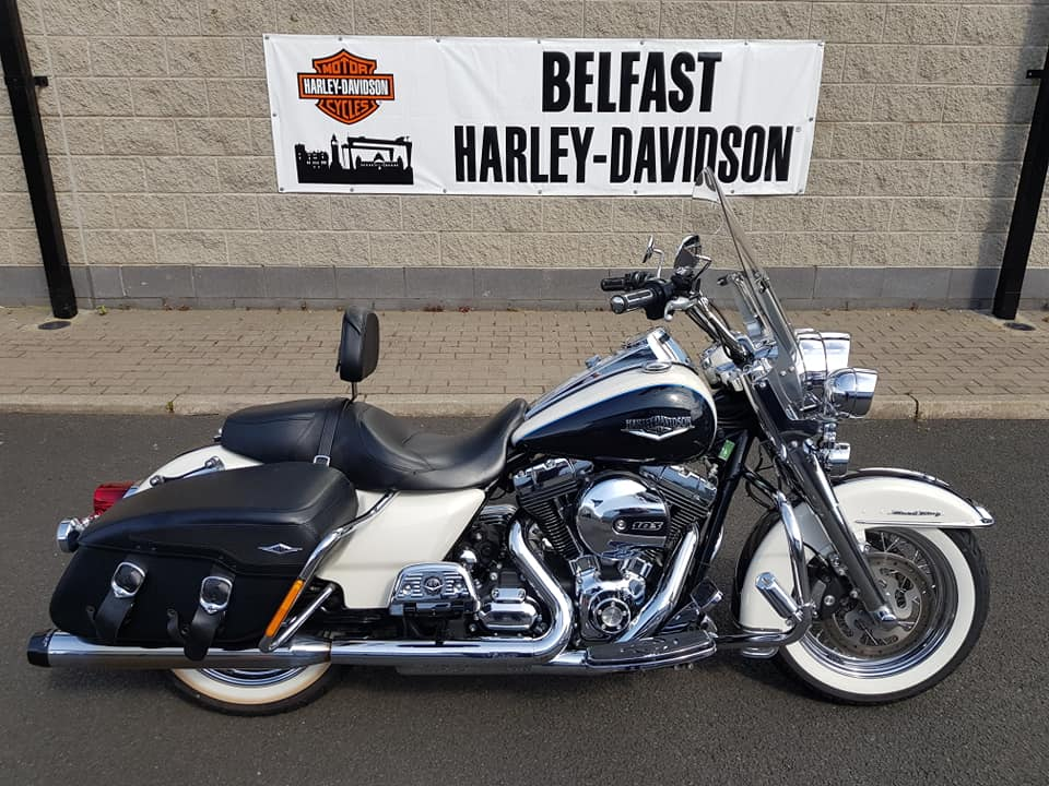 Flhrc Road King CL 1690cc