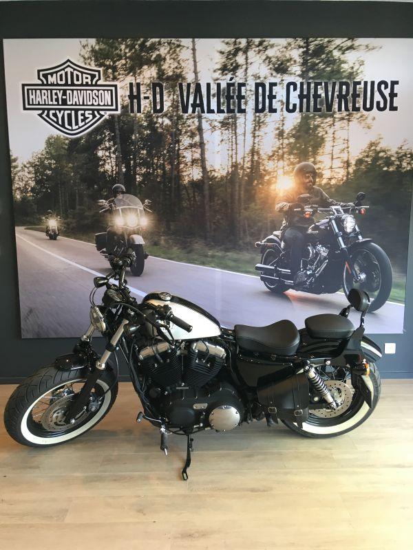 Harley Davidson Sportster 1200 Forty-Eight