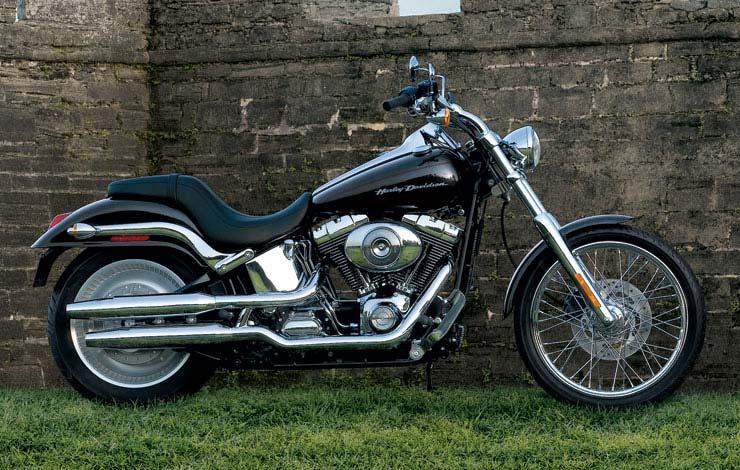 Harley Davidson Deuce >> Used 2003 Harley Davidson Softail Deuce Northwest Harley