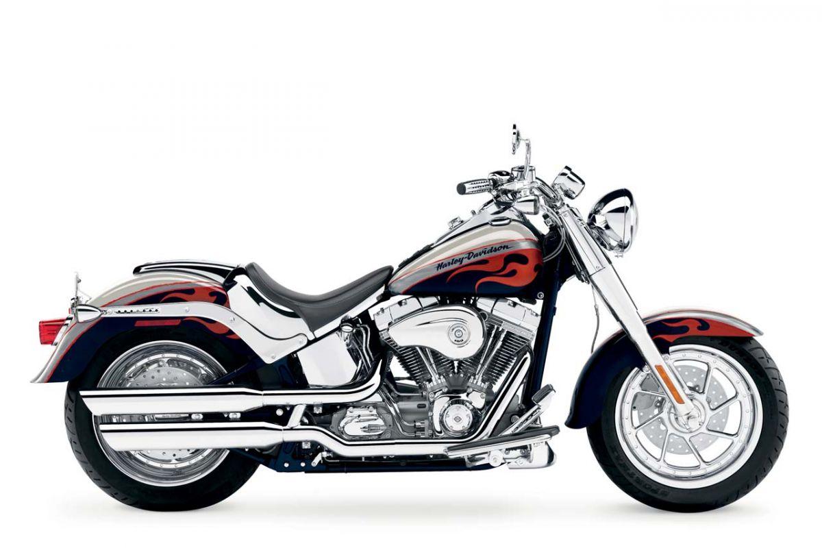 2006 Harley-Davidson FLSTFSE2 Screamin' Eagle Fat Boy | Northwest
