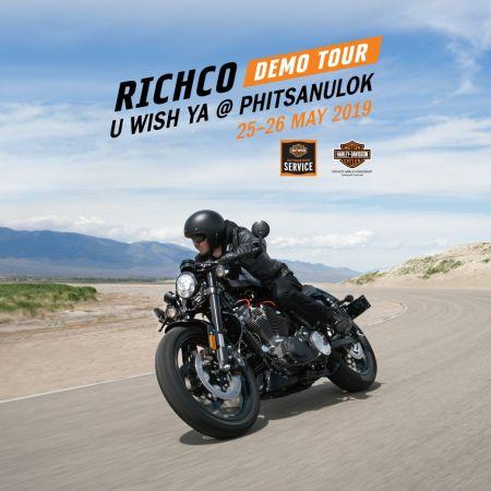 Richco Demo Tour at U WISH YA, Phitsanulok