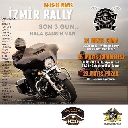 İzmir Rally 2019
