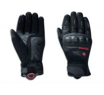 ΓΑΝΤΙΑ  GLOVES-F/F,WOODCREEK,LTHR/MESH