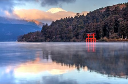 まるごと楽しい芦ノ湖ぐるっとツーリング