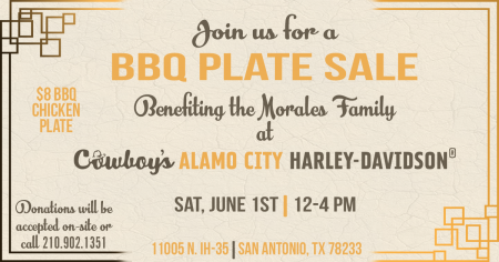 Benefit for Morales Family