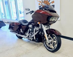 2019 Road Glide in Twisted Cherry