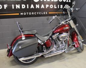 2012 FLSTSE3 CVO Softail Convertible