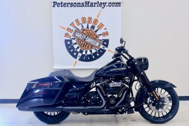 2019 Road King Special in Midnight Blue
