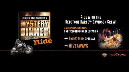 Dealer Mystery Dinner Ride