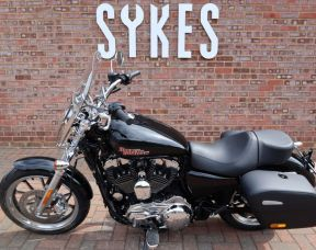 *New* 2019 Harley Davidson, XL1200T Sportster SuperLow 1200T