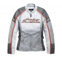 Womens Colorblock 1 Solarus Mesh Riding Jacket
