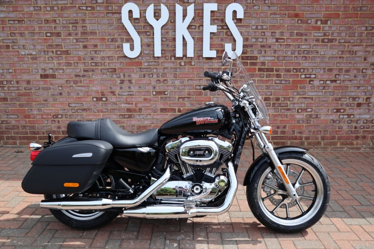 *New* 2019 Harley Davidson, XL1200T Sportster SuperLow 1200T