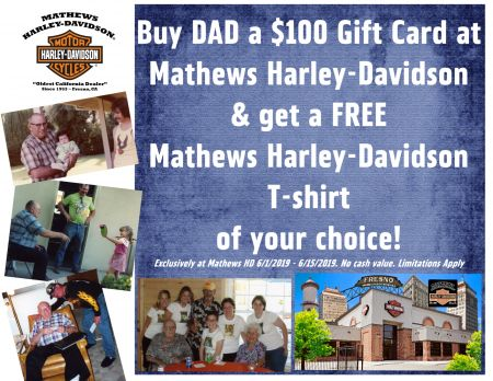 Father's Day Event at Mathews HD