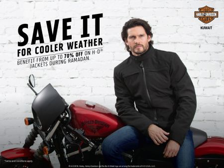 GENUINE HARLEY-DAVIDSON GEAR SUMMER OFFER.