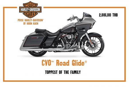 CVO™ Road Glide®