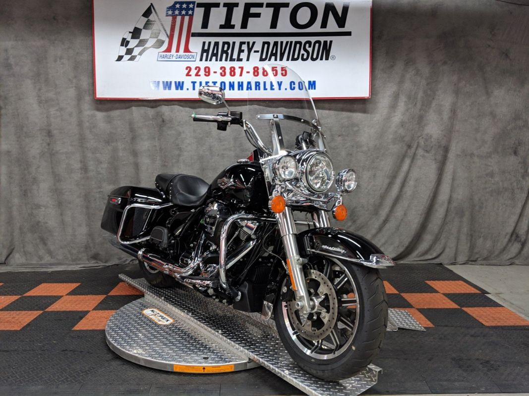 2018 HD FLHR - Touring Road King<sup>®</sup>