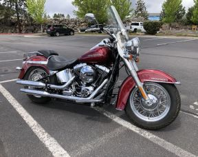 2017 Softail Deluxe