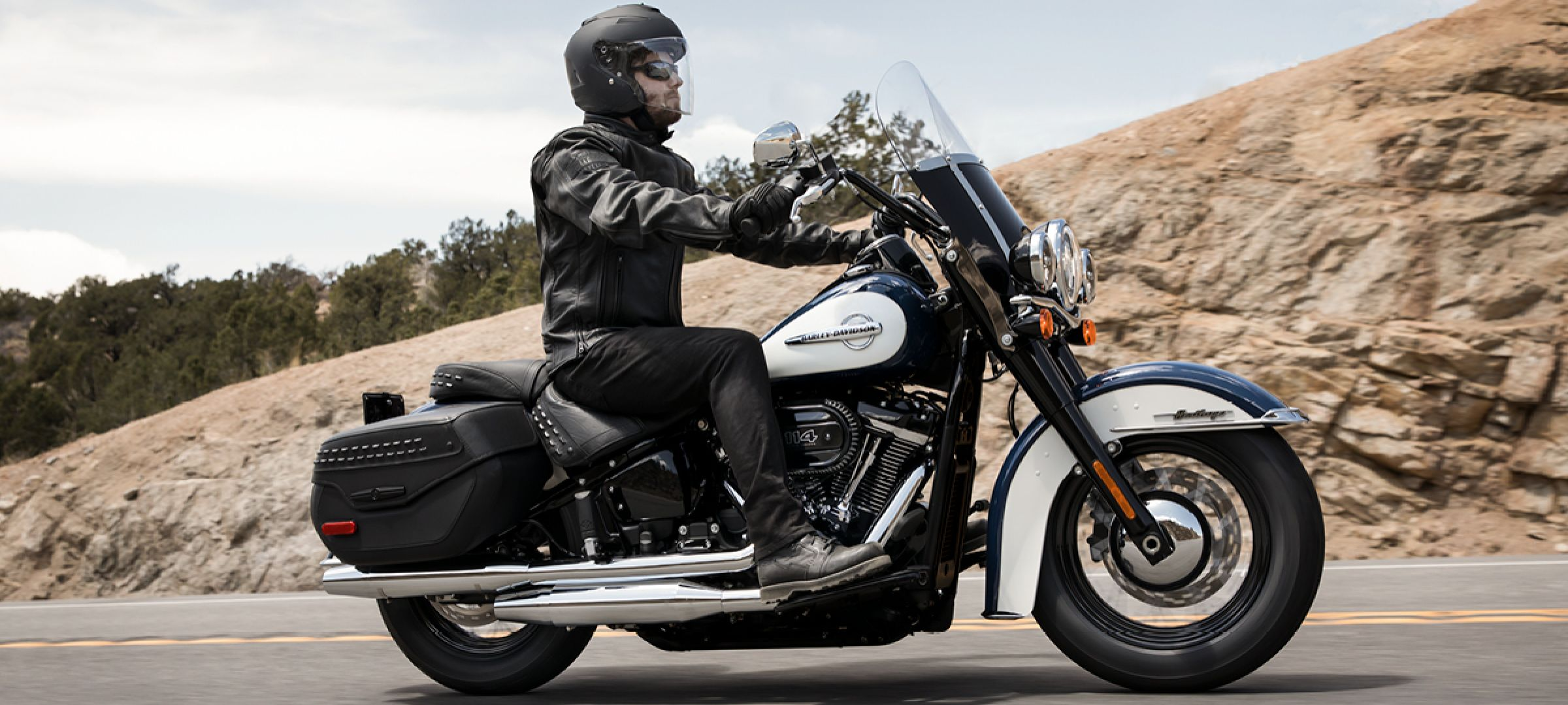 Home   Yellowstone Harley-Davidson®