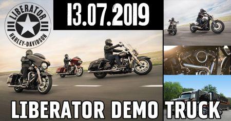 Liberator Demo Truck 2019!!!