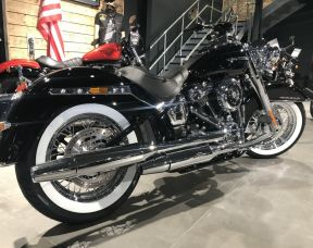 2019 Harley-Davidson Softail Deluxe