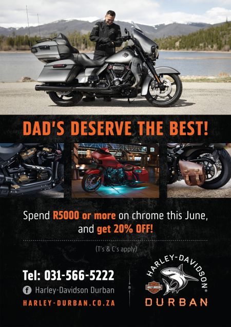 Dads deserve the best!