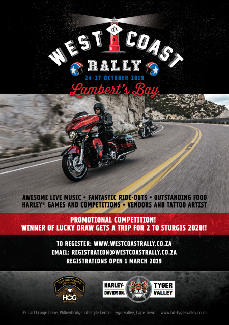 West Coast Rally 2019