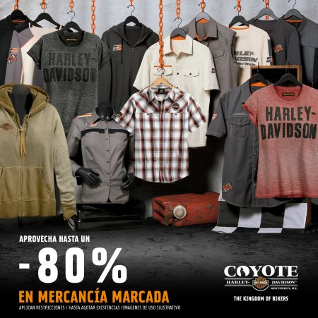 -80% EN MERCANCÍA MARCADA