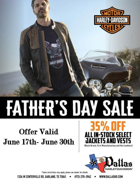 Father's day Special 17th-30th